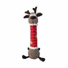 KONG Festive Luvs Shaker Reindeer