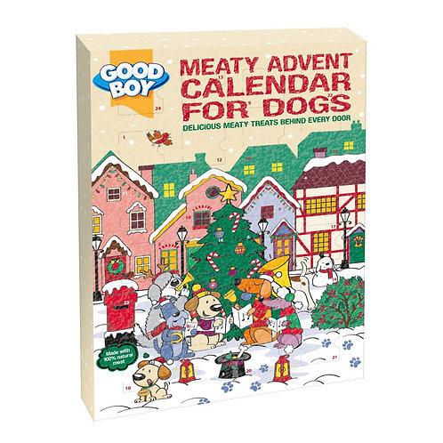 Good Boy Meaty Dog Advent