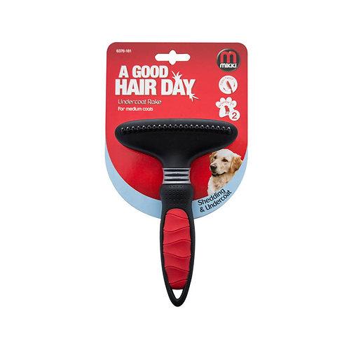 Mikki Rake Dog Brush