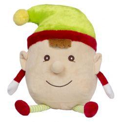 Christmas Squeaky Elf Boy