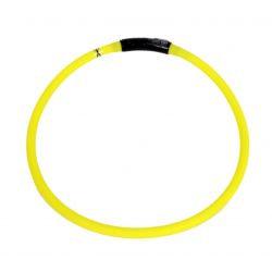 LED light collar YELLOW