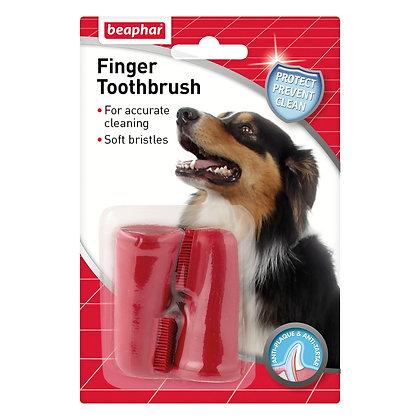 Beaphar Finger Toothbrushe (Twin Pack)