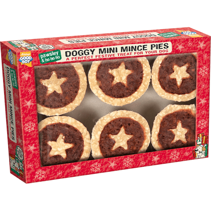 Doggy Mince Pies