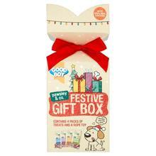 Good Boy Festive Gift Box