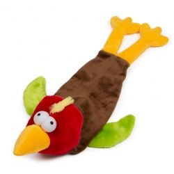 Stuffed Head Squeaky Turkey