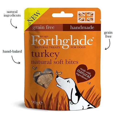 Forthglade Turkey Dog/Puppy soft bite treats