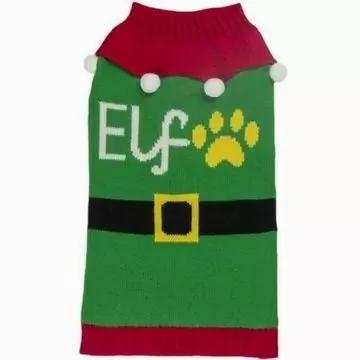 AniMate Christmas Elf Jumper
