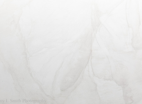How-To: Faux Marble Backdrop/Surface