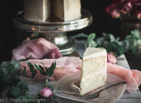 Amazingly Wonderful {Easy} White Cake