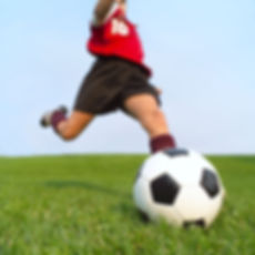 Fussball-Spezial, Mann mit Fussball