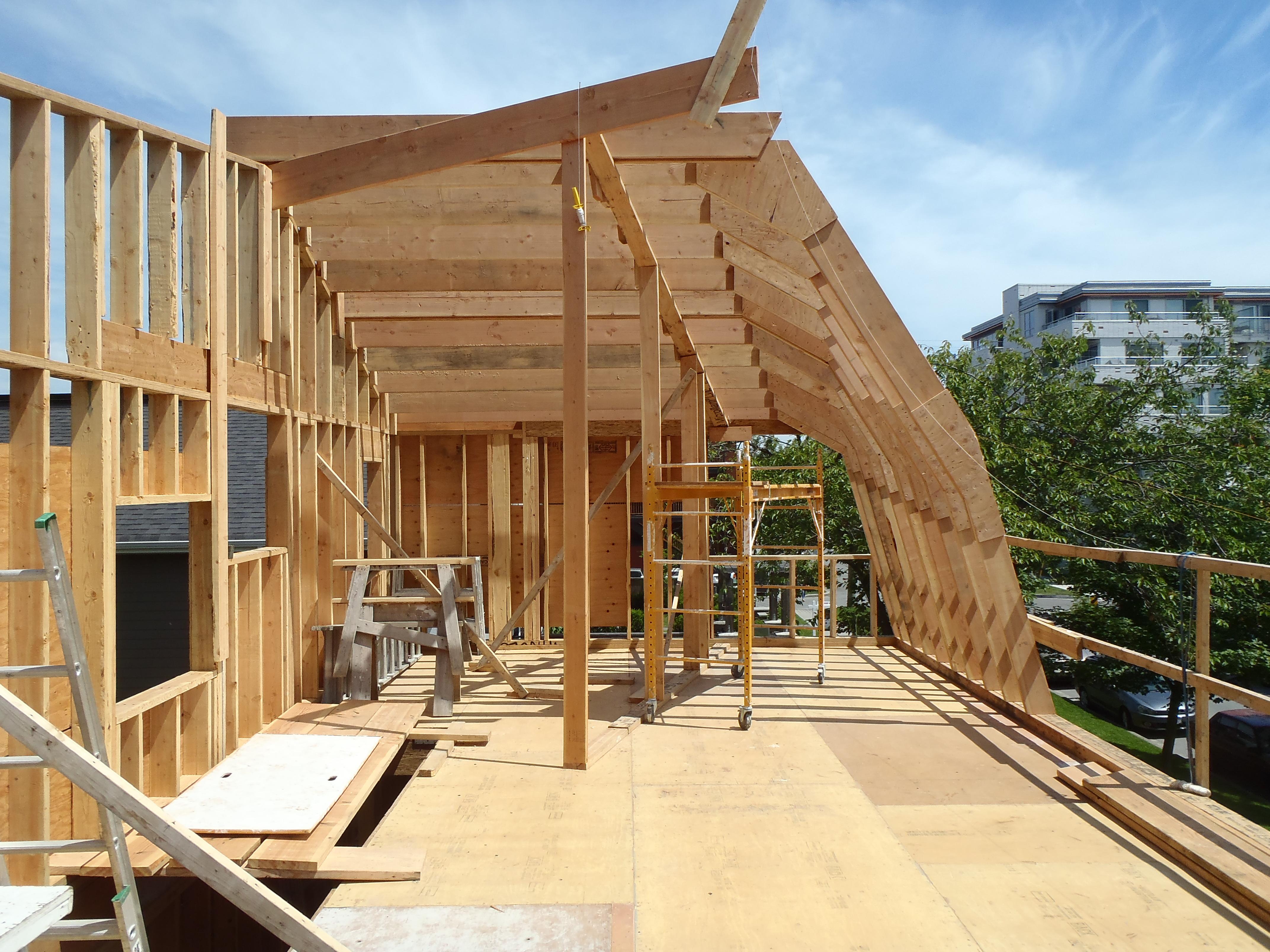 Vanglo House - Custom Rafters 2.JPG