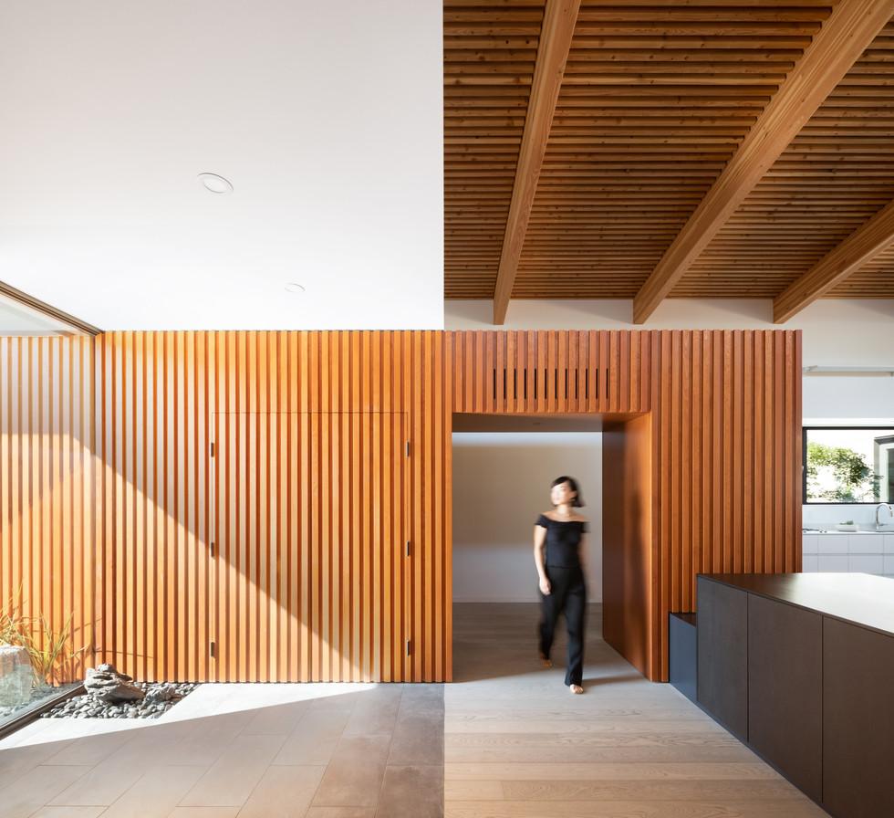 Shen Residence Entry