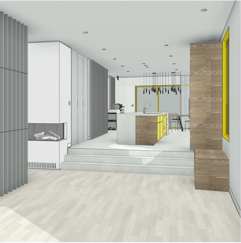Wiebe Residence - Kitchen