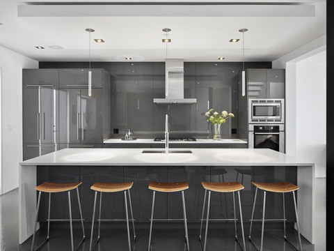 To Residence Kitchen