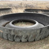 Tire Water Tanks