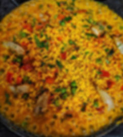 Paella Wednesday Vegan-uary.jpg
