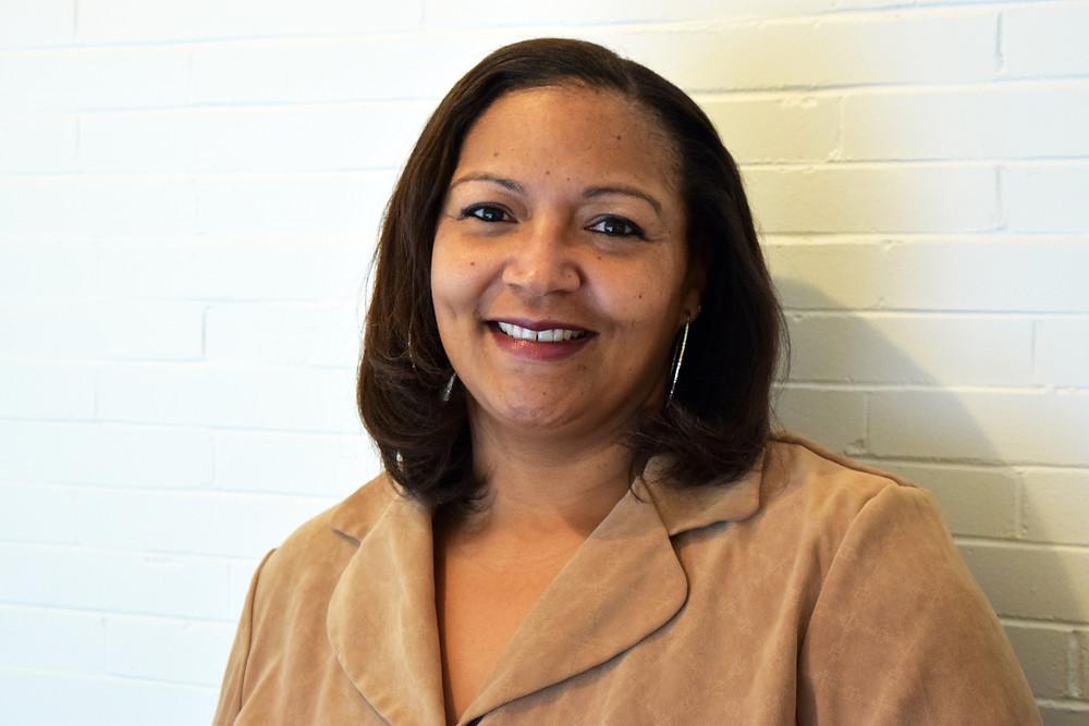 YWCA BIPP coordinator, Jackie Harris