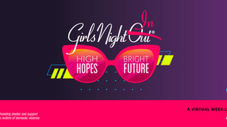 5 Ways to Participate in Girls Night In: High Hopes Bright Future