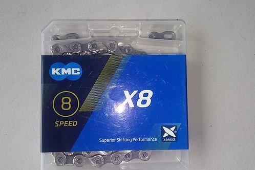 chaine 8s KMC