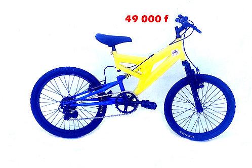 vélo VTT adolescent 11 à 16ans