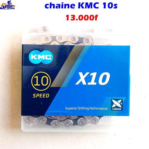 chaine KMC 10s