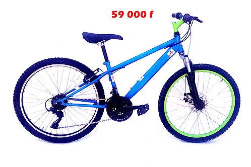 vélo VTT adolescent 11 à 18ans