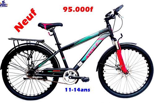 vélo enfant  11 à 14 ans