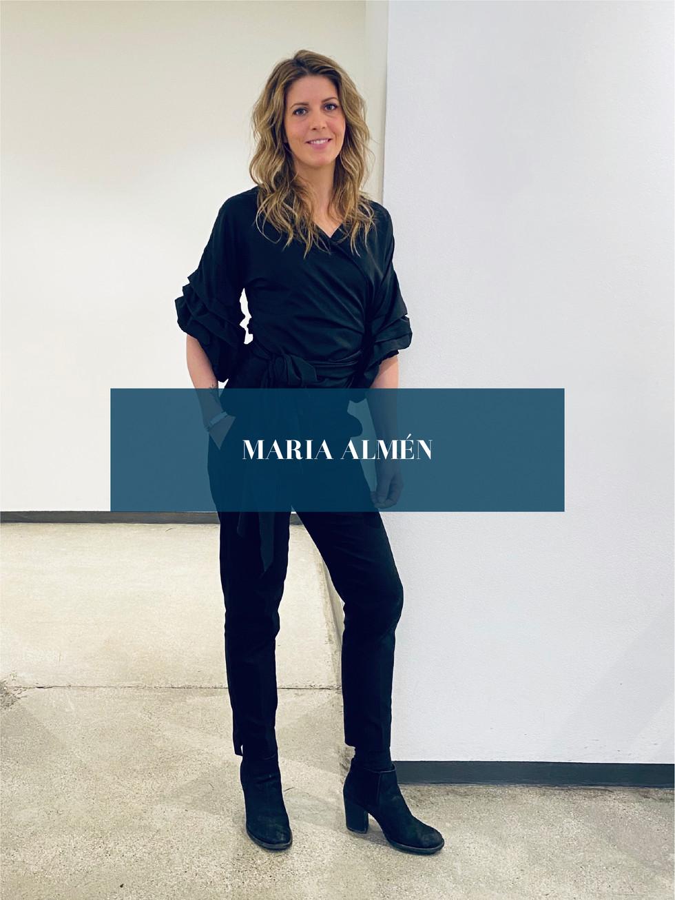 Maria Almén