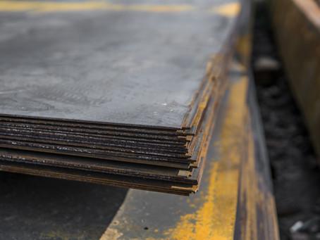 Återvinning av stål- och järnskrot