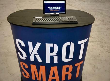 SkrotSmart öppnar i Örebro 2/9!