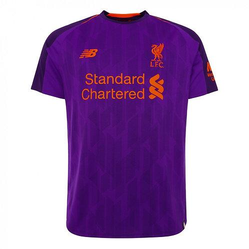 2018/19 Liverpool FC Replica Away Jersey