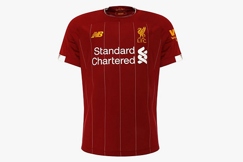2019/20 Liverpool Home Jersey