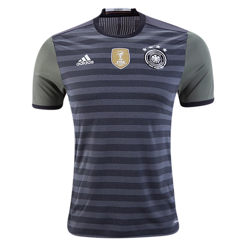 2016 Germany Authentic Away Jersey