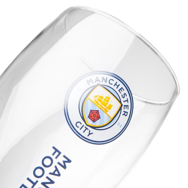 Manchester City bar set