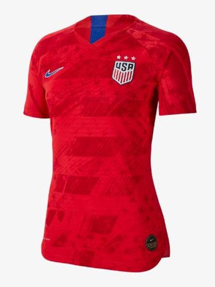 USA 2019 Women's Away Jersey