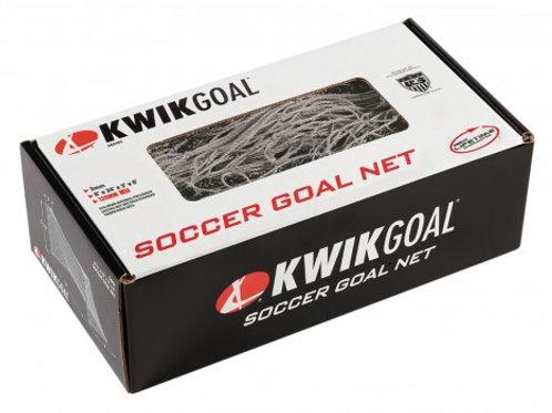 KWIK Goal White Soccer Goal Net 8'H x 24'W