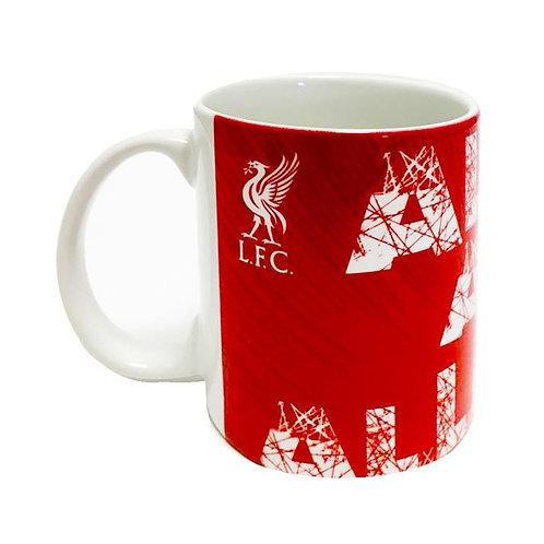 Liverpool FC Allez Mug