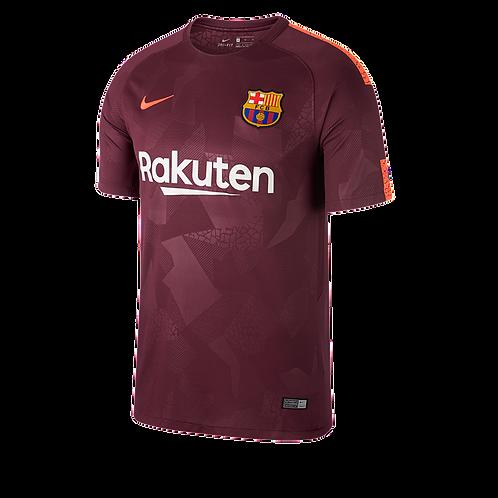 2017/18 FC Barcelona Replica 3rd Jersey