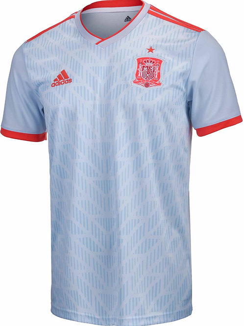 Spain 2018 Away World Cup Jersey