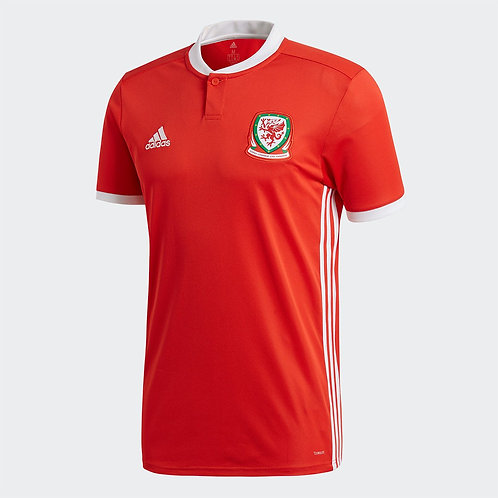 Wales 2018 Home Jersey