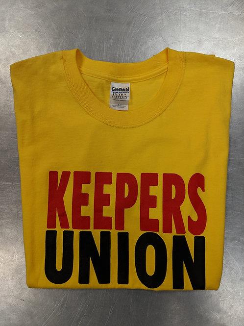 """""""Keepers Union"""" - JATO Tee"""