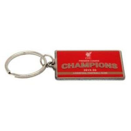 Liverpool FC.  Champions Key chain 19/20