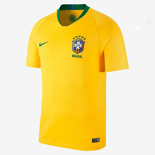 2018 Brazil CBF Stadium Home
