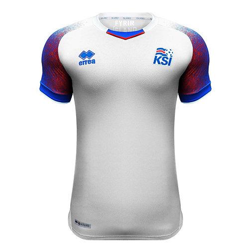 2018 Iceland Replica Away Jersey