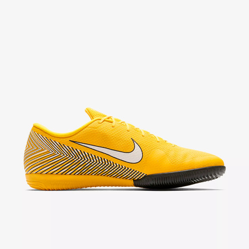 best sneakers 749ae 3decb The Nike Mercurial Vapor XII Academy Neymar Jr. Indoor Court Football Shoe  wraps your foot for a second-skin-like fit straight out of the box.