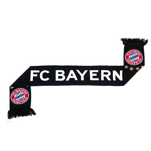 BAYERN MUNICH – BLACK SCARF