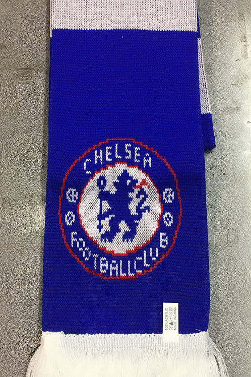 Chelsea Knitted Scarf