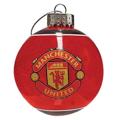 Manchester United Ornament