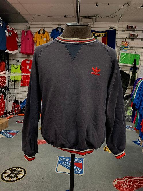 VINTAGE Adidas Navy sweater