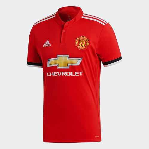 2017/18 Manchester United FC Replica Home Jersey